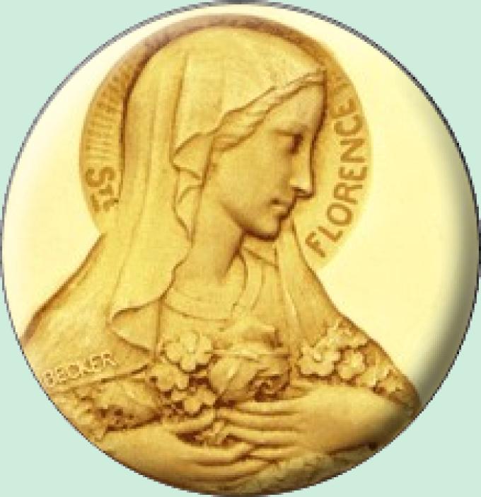 Le 28 août : Sainte Florence de Séville