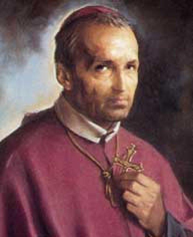Le 1er septembre : Saint Alphonse-Marie de Liguori