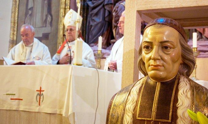 Samedi 10 septembre : Prière proposée par Sœur Marie Laurence Cosnard