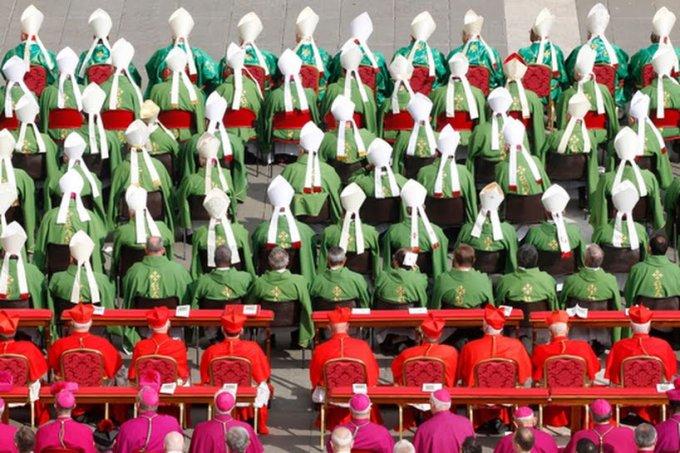 La composition du synode a été rendue publique
