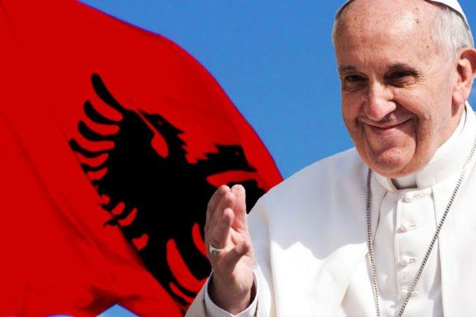 Dimanche 21 septembre, le Pape sera en Albanie