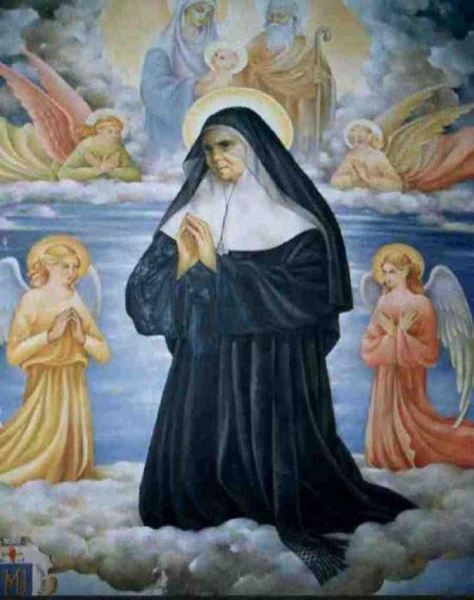 Le 19 septembre : Sainte Marie-Emilie de Rodat