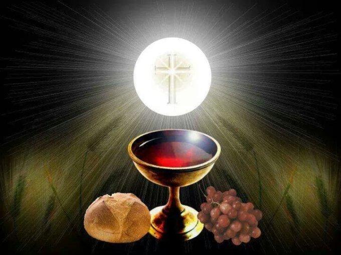 Apôtre de L'Eucharistie !