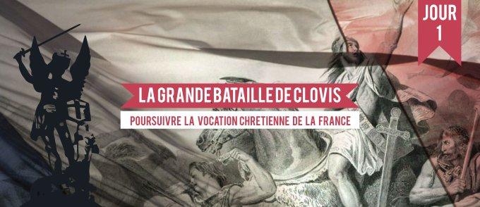 Neuvaine à saint Michel pour la France : 1er jour
