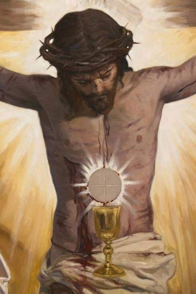 L'Eucharistie : la stabilité !