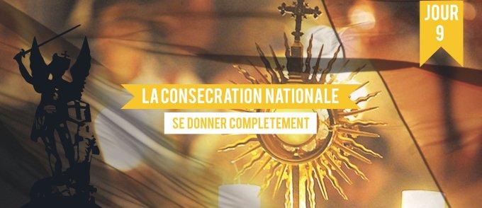 Jour 9 - La consécration nationale