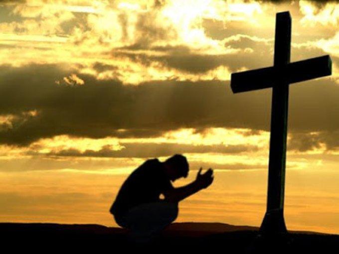 5ème mystère douloureux : Le crucifiement et la mort de Jésus