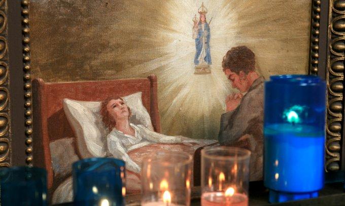 Samedi 8 octobre : Prière proposée par le Père Jean-Marie Tschann