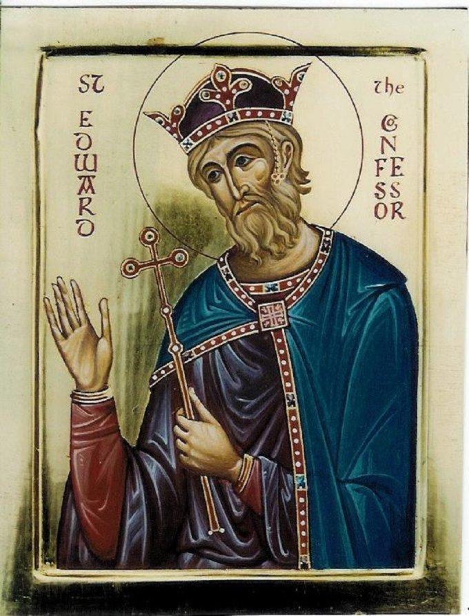 Le 13 octabre : Saint Edouard le Confesseur