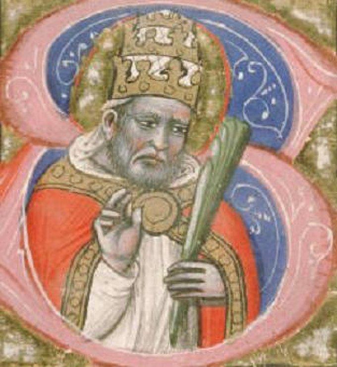 Le 14 octabre : Saint Calixte Ier