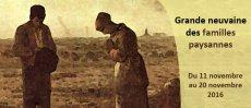 Prions 9 jours avec les travailleurs de la terre