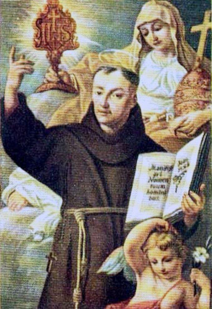 Le 23 octobre : Saint Jean de Capistran