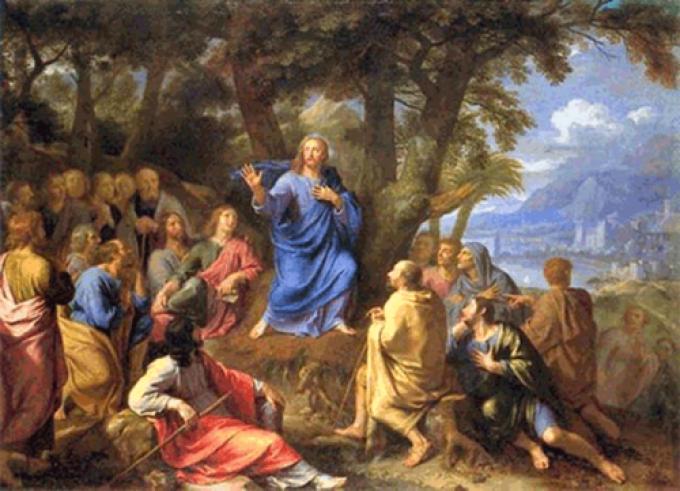 Les mystères lumineux : L'annonce du Royaume de Dieu