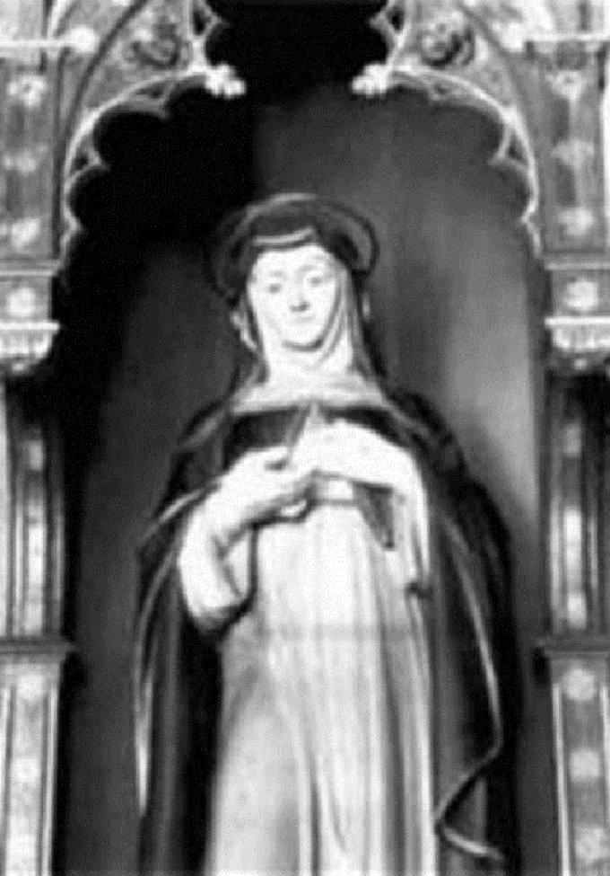 Le 6 novembre : Sainte Christine de Stommeln