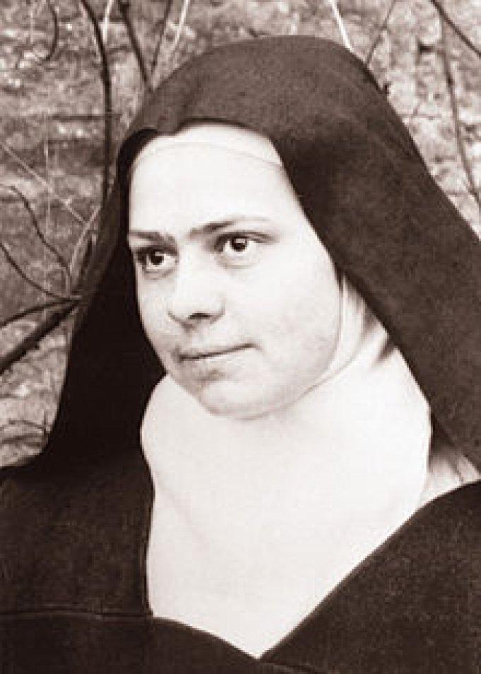 Le 8 octobre : Sainte Elisabeth de la Trinité