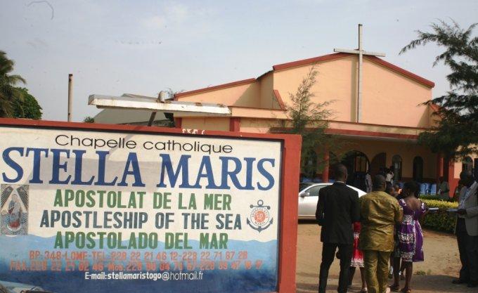 Prières pour les marins du Togo