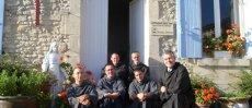 Prions pour le prieuré Claire de Castelbajac à Richemont