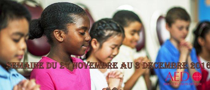 27 novembre: prions pour les chrétiens du Yemen avec l'A E D