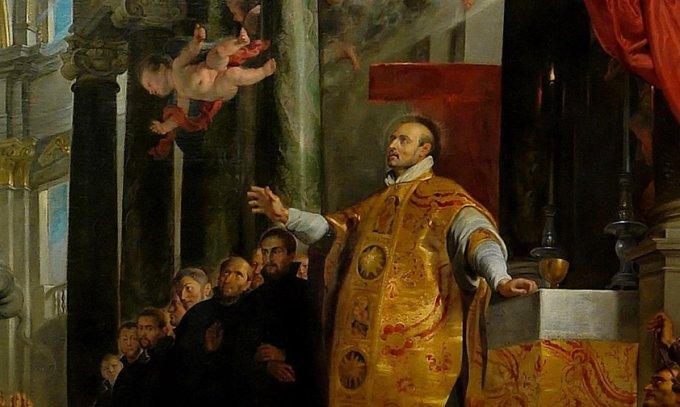 Samedi 12 novembre : Prière proposée par Pierre Ferrière s.j.