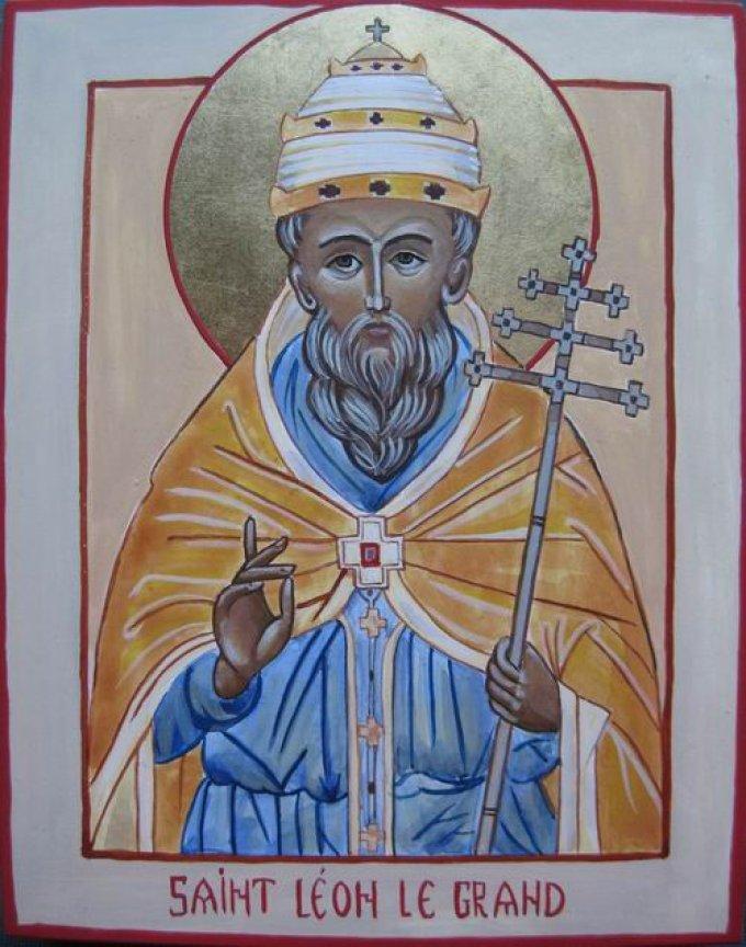 L3 10 novembre : Saint Léon le Grand
