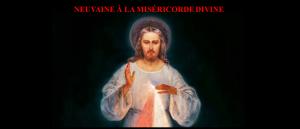 Neuvaine à la Miséricorde Divine