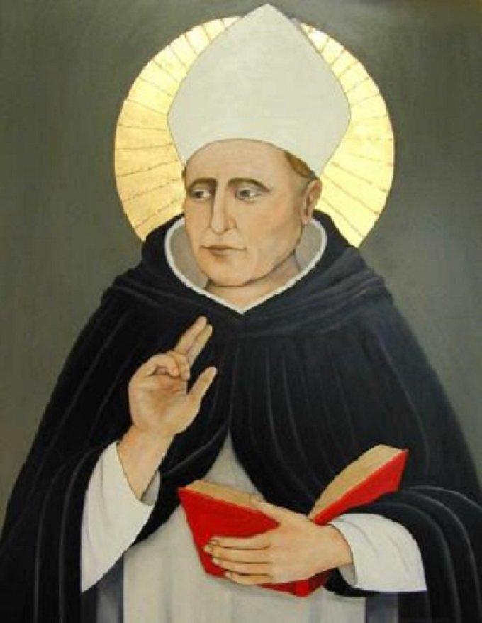 Le 15 novembre : Saint Albert le Grand