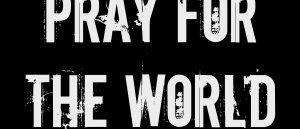 Prions pour les victimes de la barbarie des hommes
