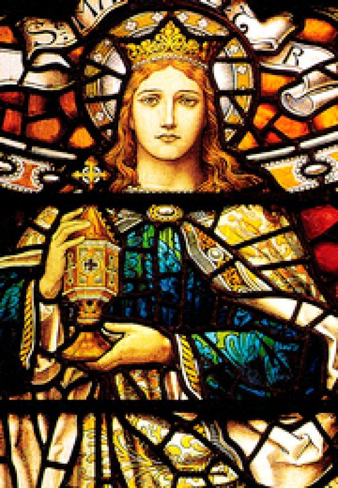 Le 16 novembre: Sainte Marguerite d'Ecosse