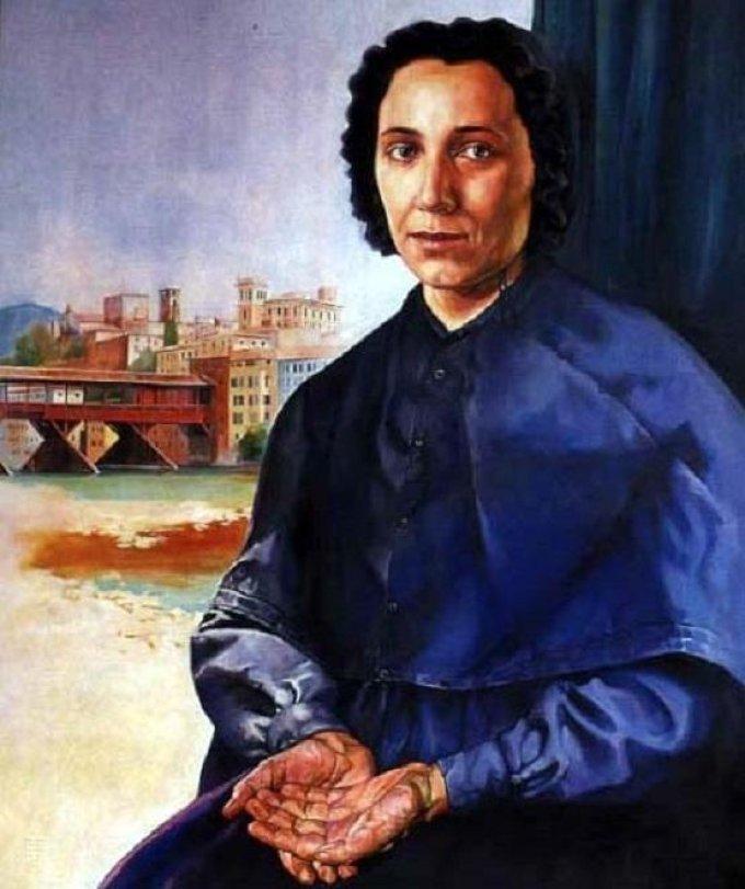 Le 26 novembre : Bienheureuse Gaetana Sterni