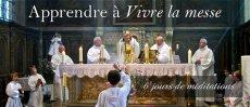 Apprendre à vivre la messe