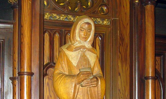 Samedi 3 décembre : Prière proposée par Sœur Dominique Sabas