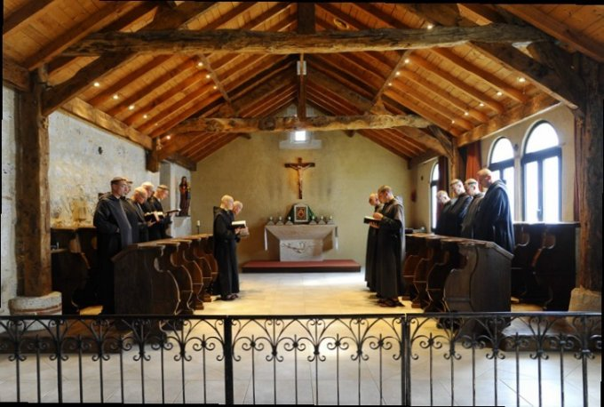 Jeûner pour la France à l'école de Saint Augustin, par le Père Marc, Prieur du monastère Sainte Marie de la Garde