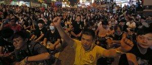 Prions pour les manifestants chrétiens de Chine