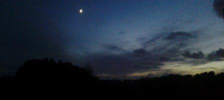 Prions pour les coeurs dans la nuit