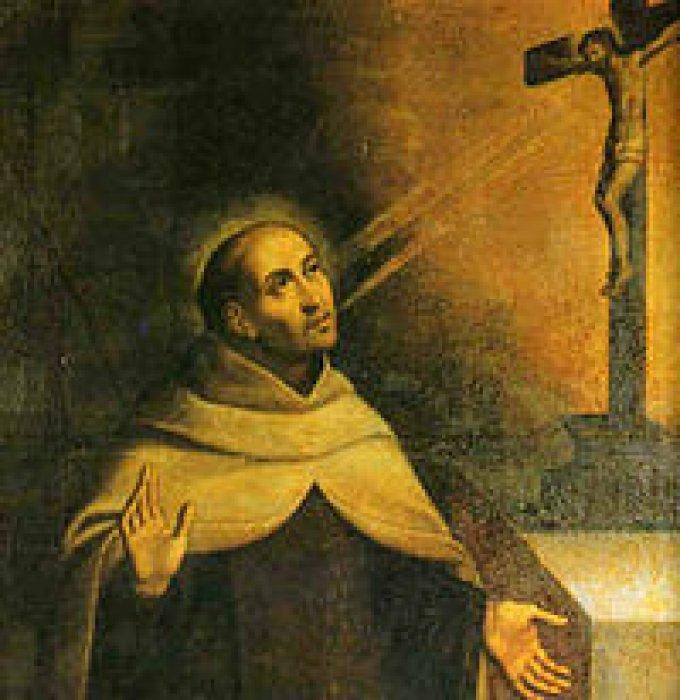 Le 14 décembre : Saint Jean de la Croix