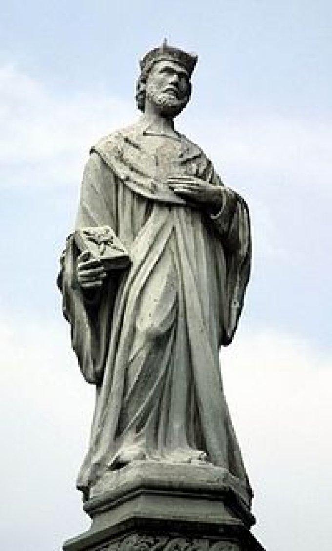 Le 23 décembre : Saint Jean de Kenty