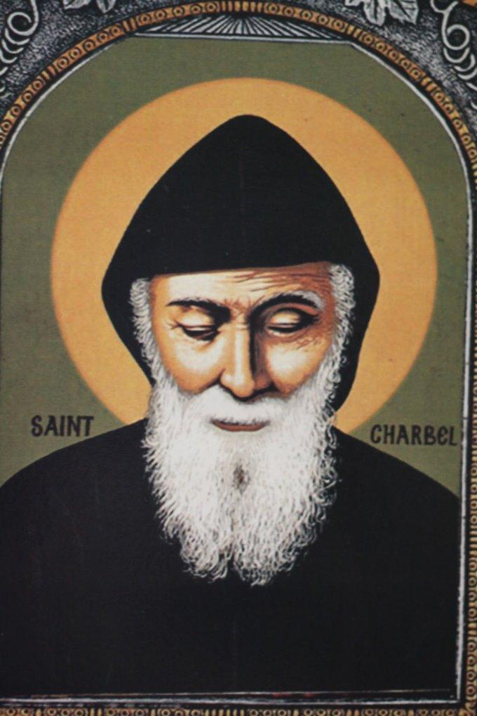 Le 24 décembre : Saint Charbel Makhlouf