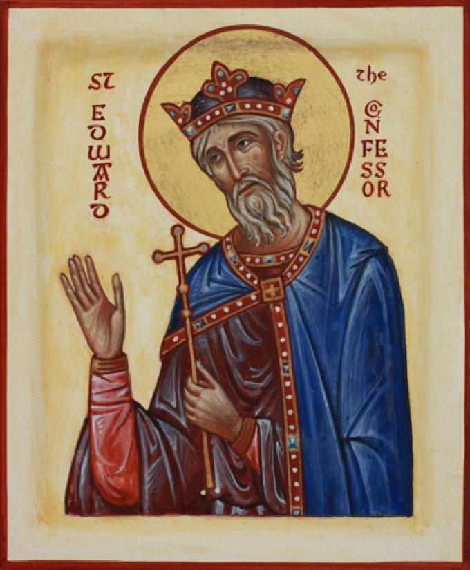 Le 5 janvier : saint Edouard le Confesseur