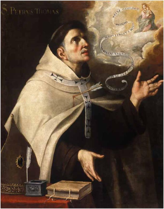 Saint Pierre Thomas