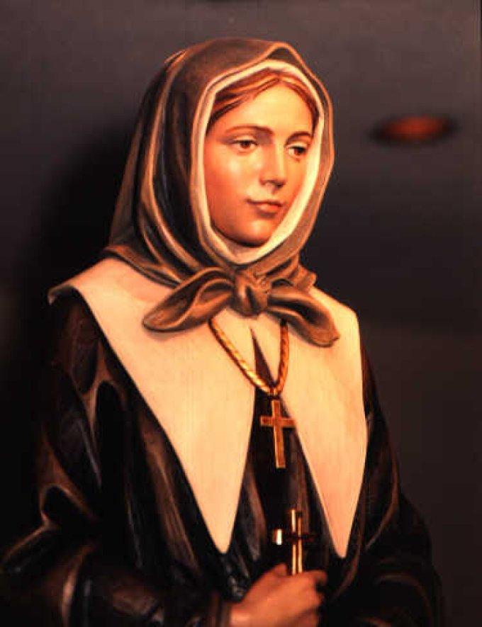 Le 12 janvier : Sainte Marguerite Bpurgeoys