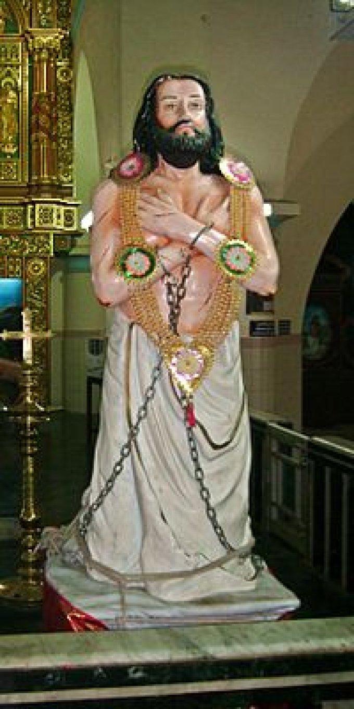 Le 14 janvier  : Bienheureux Devasahayam (Lazare) Pillai