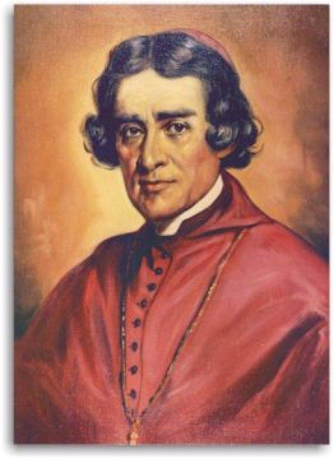 Le 19 janvier : Vénérable Frederic Irenee Baraga