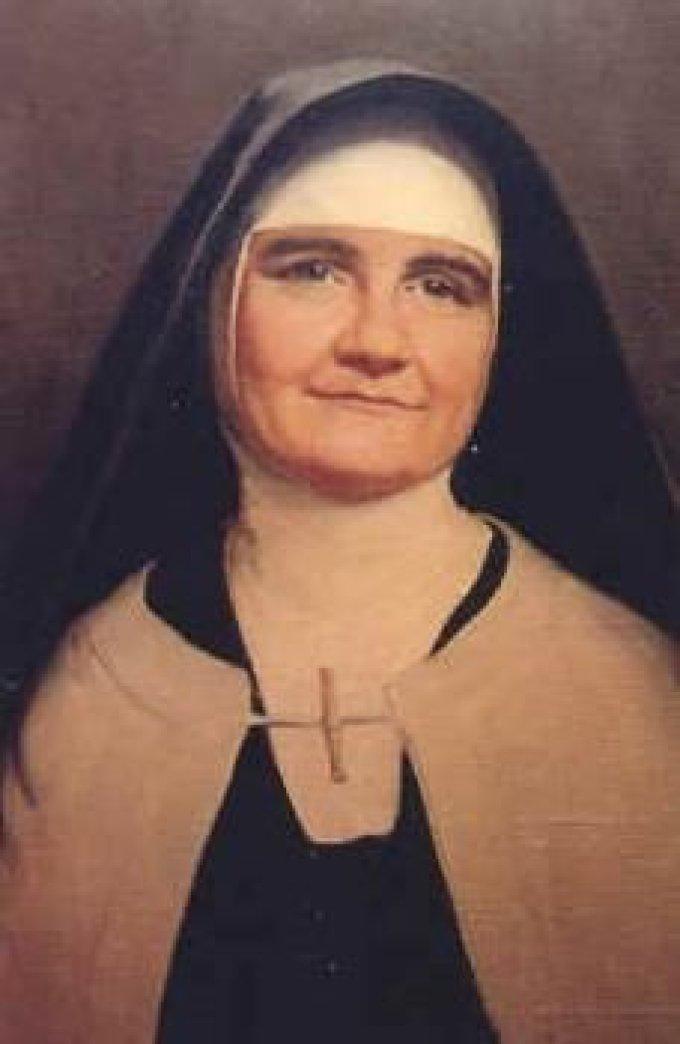 Le 21 janvier : Vénérable Angeline Teresa