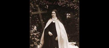 Prier avec Ste Thérèse de l'Enfant Jésus