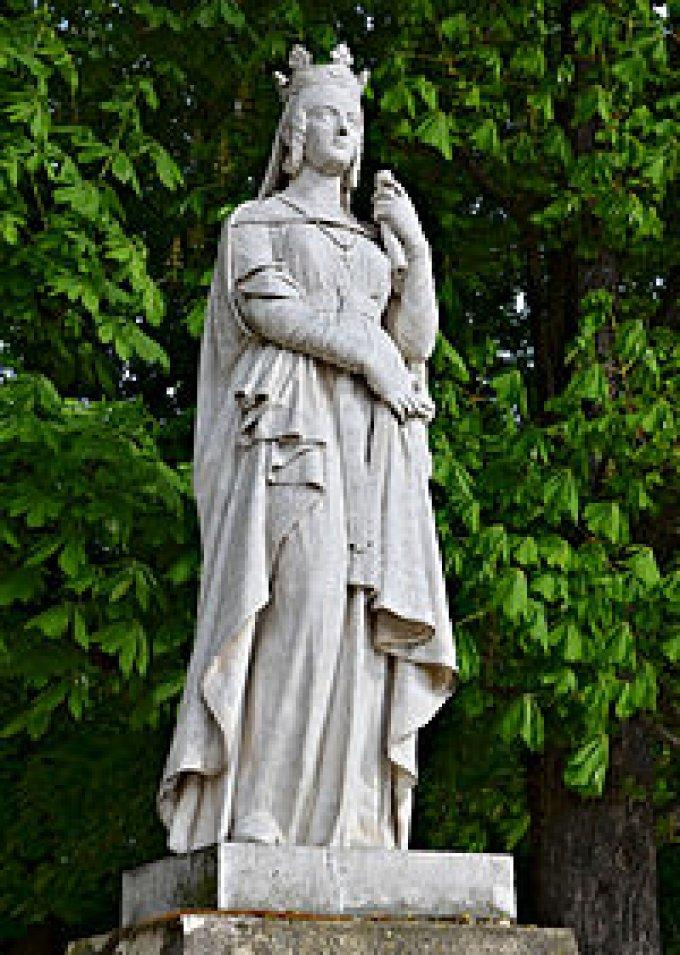 Le 30 janvier : Sainte Bathilde