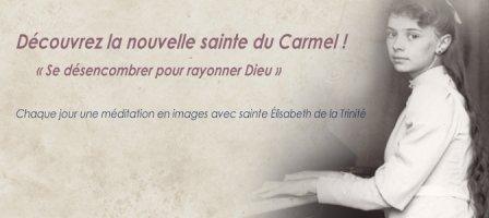 Carême : rayonner Dieu avec Elisabeth de la Trinité