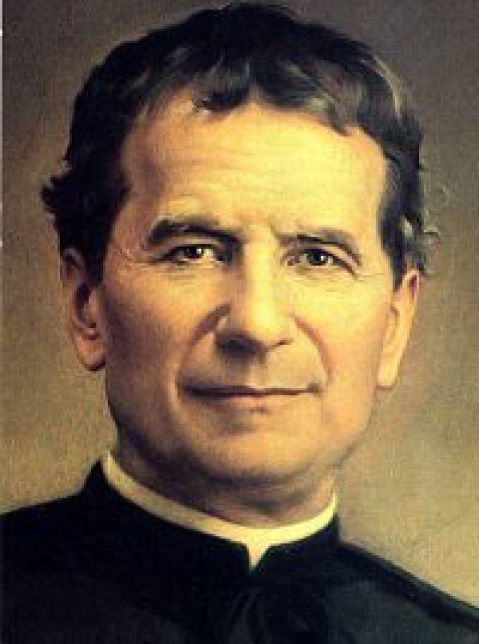 Le 31 octobre : Saint Jean Bosco