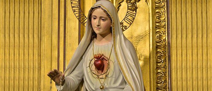 Mon Cœur Immaculé sera ton refuge.....