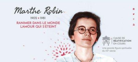 Prier avec Marthe Robin