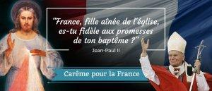 Carême pour la France